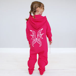 Personalised Fairy Children's Onesie - clothing