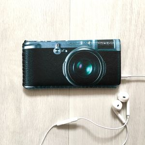 IPhone Case Retro Camera Phone Case - adventure awaits him
