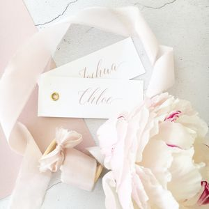 Ever After Name Tag