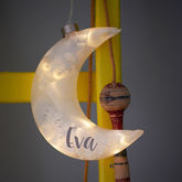 Personalised Moon Light - baby & child