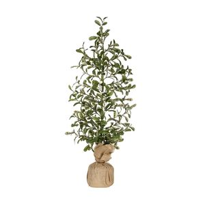Mistletoe Table Top Tree - centrepieces