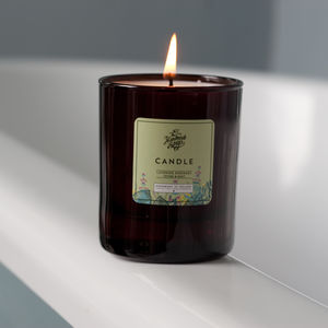 Lavender, Rosemary And Mint Candle - the candle emporium