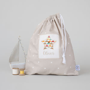 Personalised Children's Laundry Bag