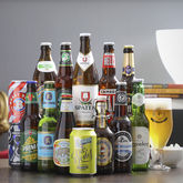 14 Award Winning World Lagers And Tasting Glass Gift - food & drink