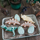 Dinosaurs Biscuit Gift Set