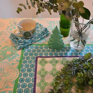 Lisboa Tablecloth - kitchen