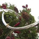 Total Honesty Silver Bangle
