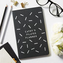 Luxury Personalised Notebook
