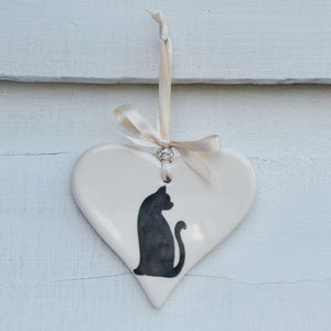 Art On A Heart Puss Cats - decorative accessories