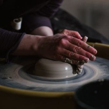 'Throw' Pottery Workshop For Two In Leeds