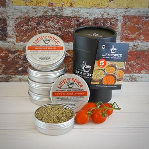Gourmet Rubs Gift Collection - sauces & seasonings