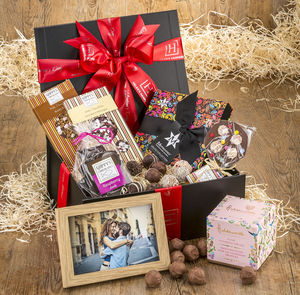 Personalised Chocoholics Hamper