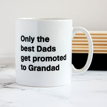 Fathers Day Mug For Grandads