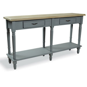 Bayonne Two Drawer Console Table - view all new