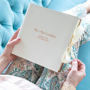 Traditionally Bound Wedding Gift Memory Book