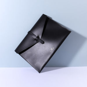 Large Clutch, Black - birthday gifts