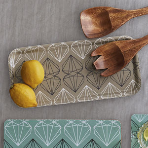 Iconic Collection Sandwich Tray, Sandstone - view all new