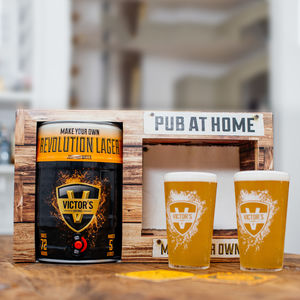 Pub At Home Revolution Lager