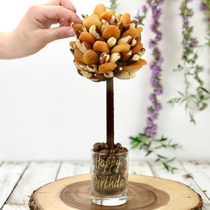 Fruit And Nut Sweet Tree