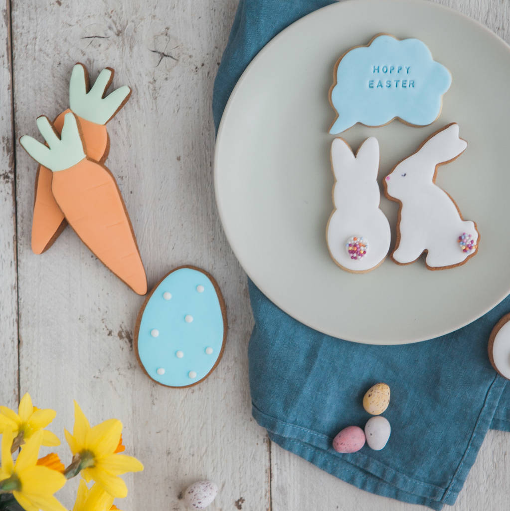 Hoppy Easter Biscuit Gift Set