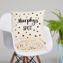 Personalised Pet Spot Cushion