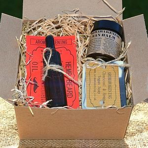Skincare Gift Box For Men