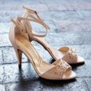 Darcie Blush Ivory Sandal