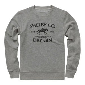 Shelby Company Dry Gin Sweatshirt - new in fashion