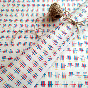 Candle Birthday Wrapping Paper - shop by category