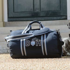 Personalised Heritage Holdall - holdalls & weekend bags
