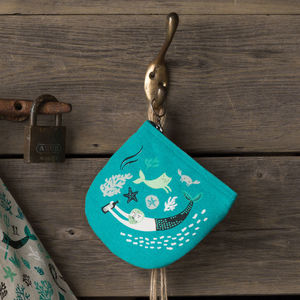 Mermaid Coin Purse