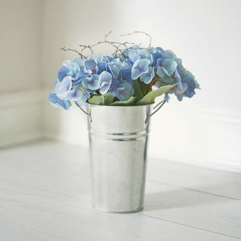 Rise And Shine Faux Hydrangea Flowers