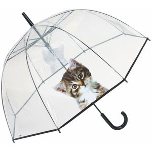 Cute Cat Dome - umbrellas & parasols