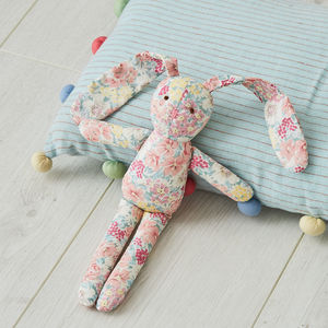 Flora Bunny Toy - soft toys & dolls