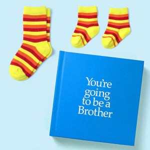 'You're Going To Be A Brother' Gift - baby & child sale