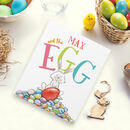 Personalised Childrens Eggcellent Adventure Book