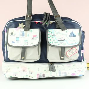 Disaster Designs Memento Weekend Bag