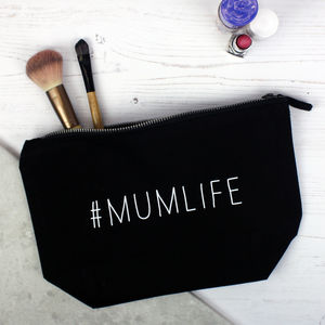 #Mumlife Make Up Bag - mum loves style