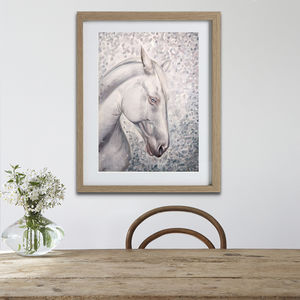 Horse Painting | Framed Horse Prints | Horse Gifts
