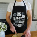 'Events Of 1960' 60th Birthday Gift Apron