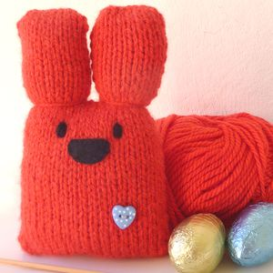 Easter Bunny Knitting Kit