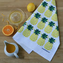 Pineapple Teatowel