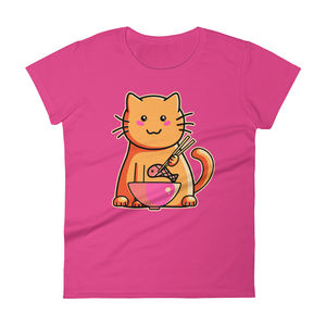 Cat's Favourite Meal T Shirt