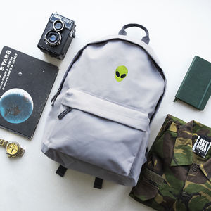 Alien Backpack - men's accessories
