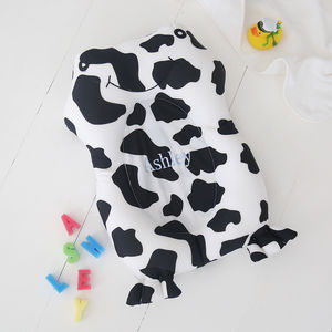 Personalised Cow Bath Support - baby care