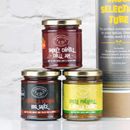 Award Winners Sauce And Chutney Gift Tube