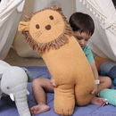 Supersized Lion Soft Toy