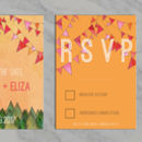 Forest Wedding Stationery Suite