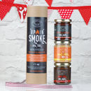 Up In Smoke Barbecue Gift Tube