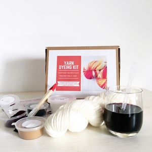 Yarn Dyeing Kit